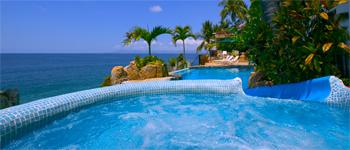 Casa Cosmos puerto vallarta luxury vacation rentals in the south shore of bay of banderas