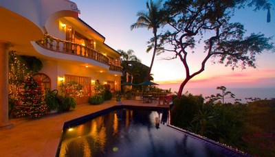 Villa Anastasia luxury villas for sale in Puerto Vallarta conchas chinas