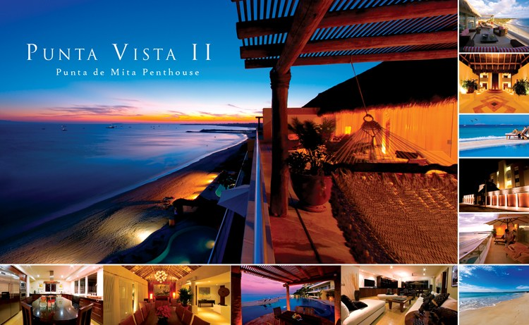 Punta Vista beachfront condominiums on playa punta mita - Last penthouse in Punta Vista 2