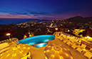 Casa Romantica - Endlessly satisfying views overlooking downtown Puerto Vallarta, this chic luxury vacation rental villa is the epitome of of romantic hillside ocean view indoor - outdoor living.